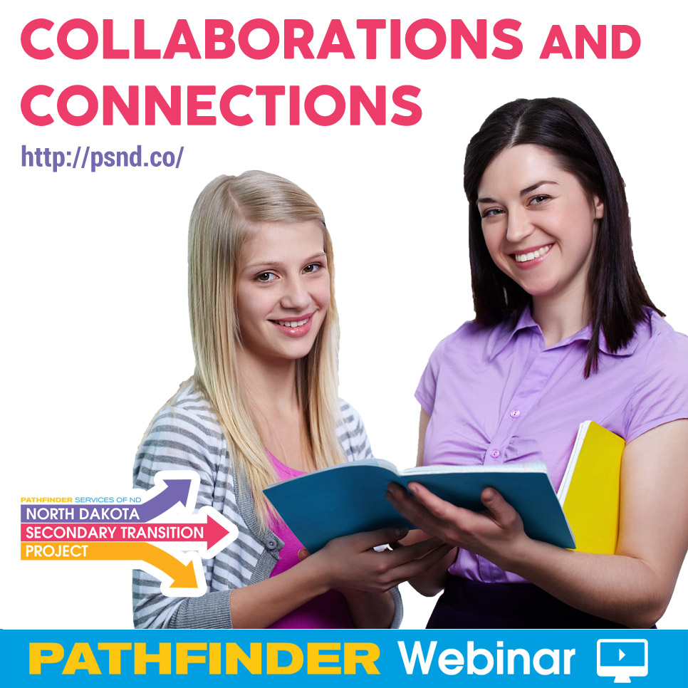 Collaborations and Connections (Pathfinder Webinar)