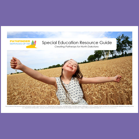 Special Education Resource Guide