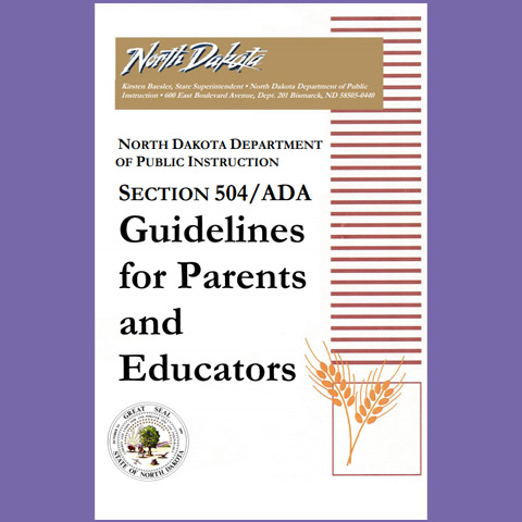 Section 504/ADA Guidelines for Parents and Educators
