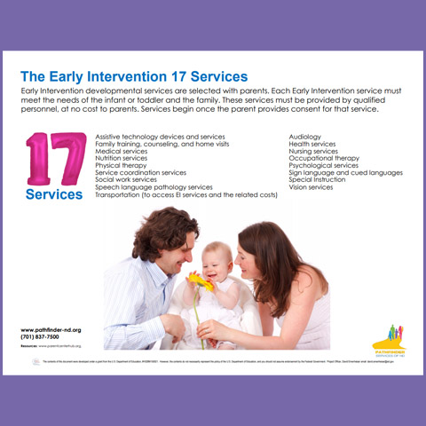 The Early Intervention 17 Services