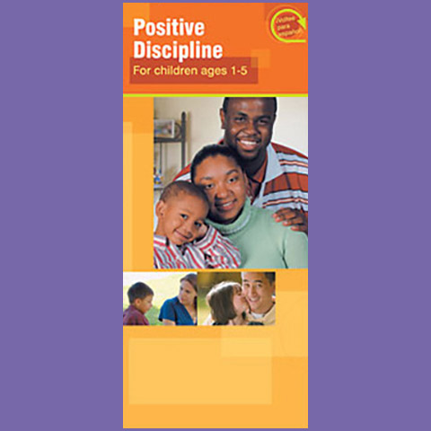 Positive Discipline For Children Ages 1-5
