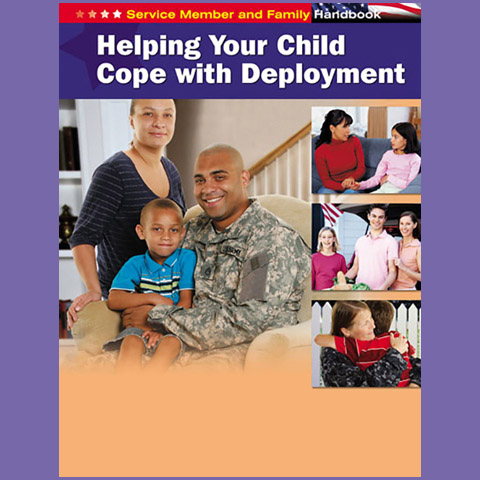 Helping Your Child Cope With Deployment