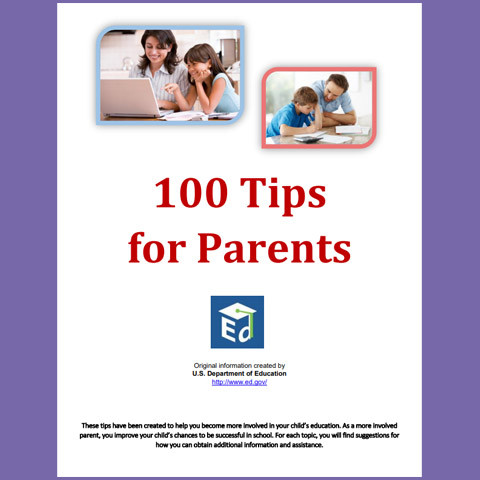 100 Tips For Parents