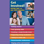 Get Involved: Keeping Tabs On Your Child's Education