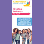 Creating Pathways for Youth Rack Card