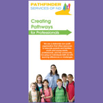 Creating Pathways for Professionals Rack Card