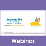 Section 504 - The Journey: Evaluation & Identification (Part 3)