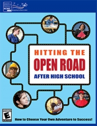 Hitting the Open Road After High School cover