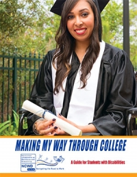 Making My Way through College: A Guide for Youth with Disabilities cover