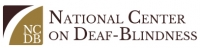 National Center on Deaf-Blindness (NCDB) logo