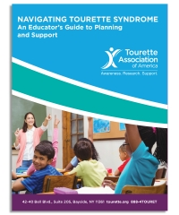 Navigating Tourette Syndrome: An Educator's Guide to Planning and Support cover