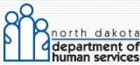 North Dakota Department of Human Services logo