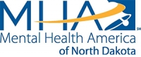 Mental Health American of North Dakota logo