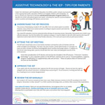 Assistive Technology and the IEP - Tips for Parents
