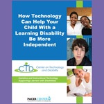 How Technology Can Help Your Child With a Learning Disability Be More Independent